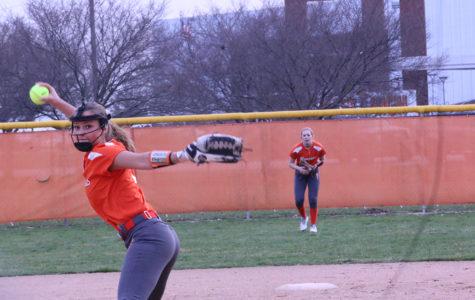 Softball takes on Bloomington North