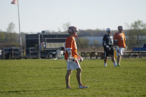 Columbus East Lacrosse Team