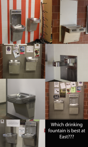 Where Is the Best Drinking Fountain at East?