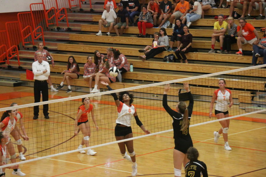 Girls Volleyball Season Off to Steady Start