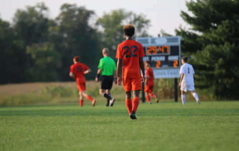 East Olympians Take Down Bedford-North Stars