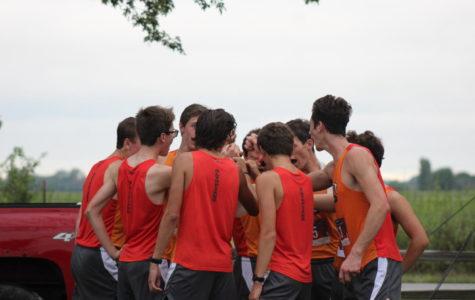 Boys Varsity Cross Country Team Loses Invitational