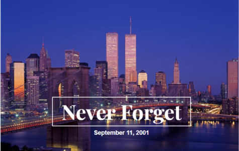 Never Forget: The Remembrance of 9/11