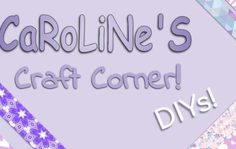 Caroline's Craft Corner: Holiday Edition