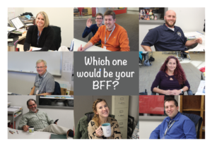 Which Teacher Would Be Your BFF?