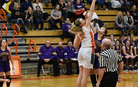 Girls Basketball Triumphs Eastern High