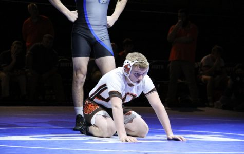 East Wrestlers Take Down North