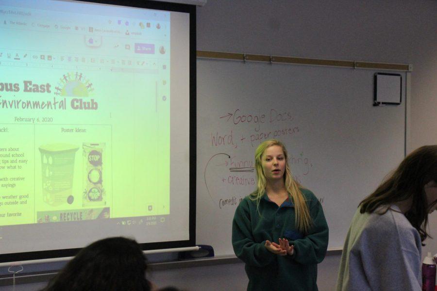 New Environmental Club Grows