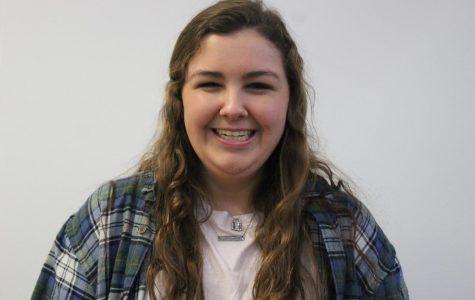Sophomore Riley Gaskill