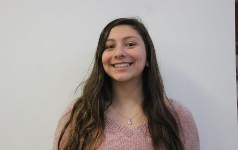 Freshman Nicole Fernandez