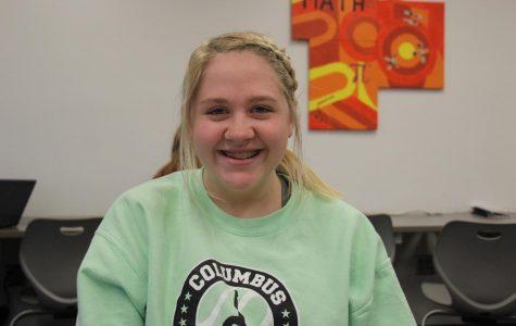 Sophomore Emma Vanepps