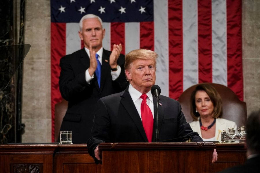The 2020 State of the Union in a Snap