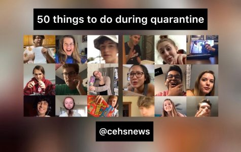 50 Things to Do During Quarantine