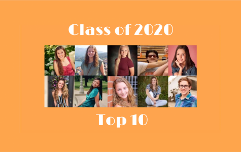Class of 2020 Top 10