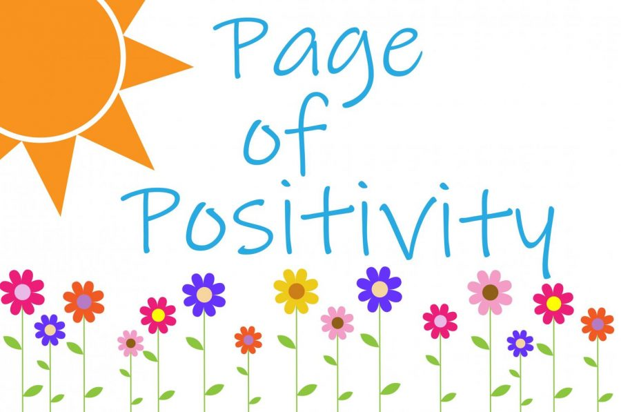 Hall, Page of Positivity