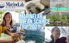 Ocean Science Visits MarineLab in Florida
